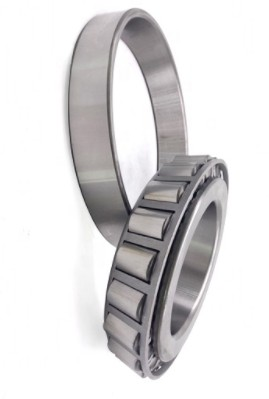 Carbon steel deep groove ball bearing 6201 2RS with dimension 12x32x10 mm